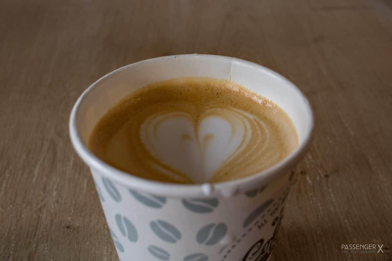 PASSENGER X verrät dir die besten die besten Zagreb Coffee Spots, mit dabei die Express Bar.