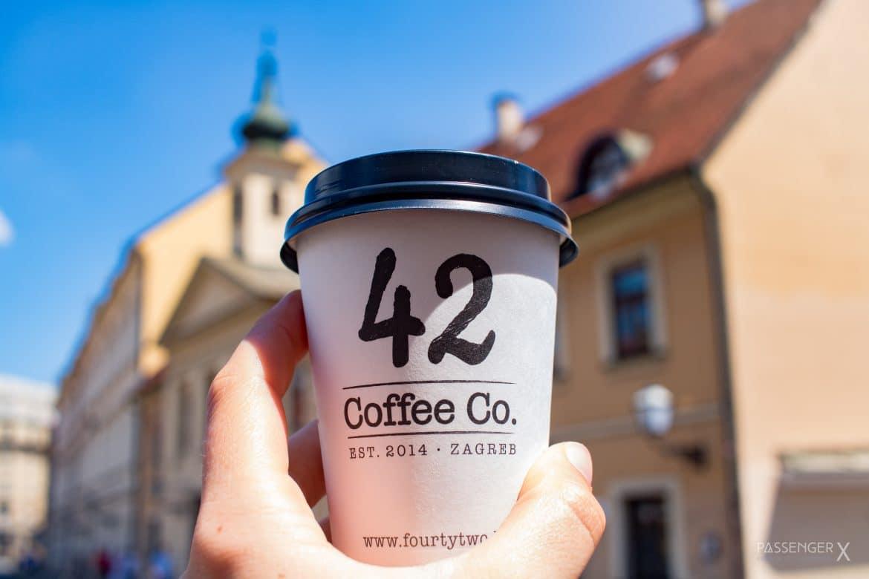 PASSENGER X empfiehlt die besten Coffee Spots in Zagreb