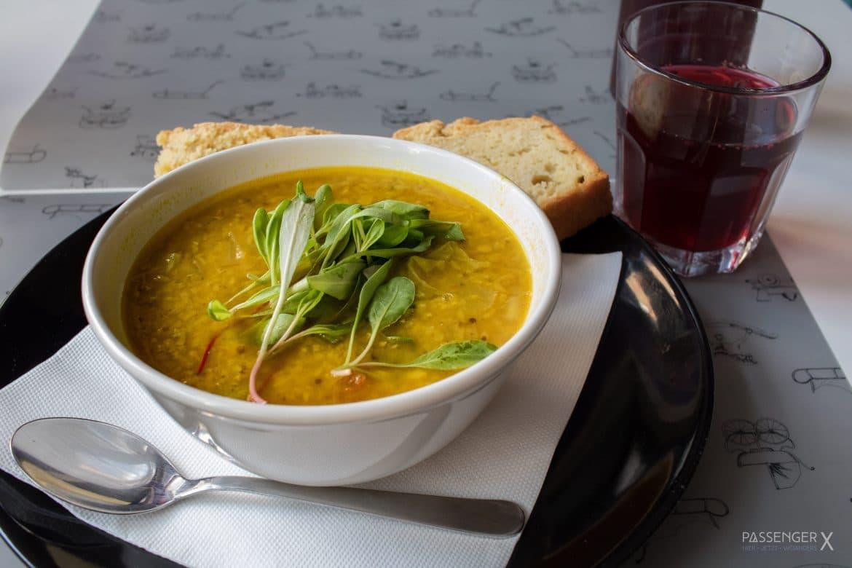 Die besten Restaurant Tipps für Zagreb, inkl. diesem vegetarischem Lokal, findest du bei PASSENGER X.