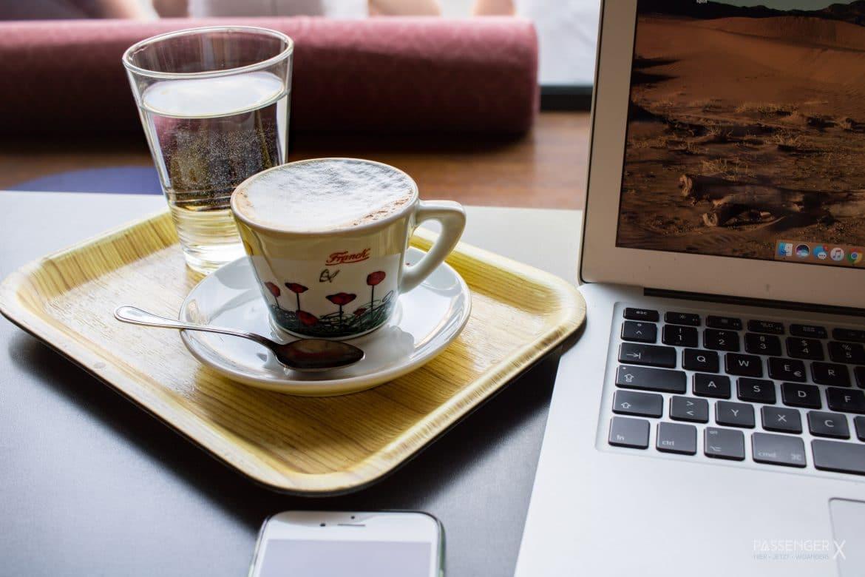 Das Booksa in Zagreb ist der perfekte Ort, um bei einem Kaffee zu Arbeiten - ein Empfehlung von PASSENGER X