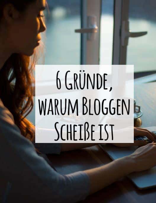 Eine Reisebloggerin packt aus und erzählt, was am Bloggen richtig nervt.