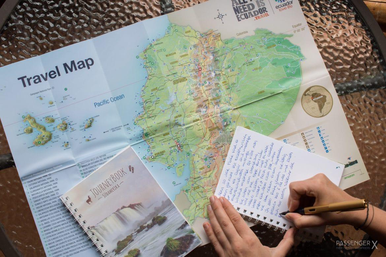 JourneyBook Südamerika