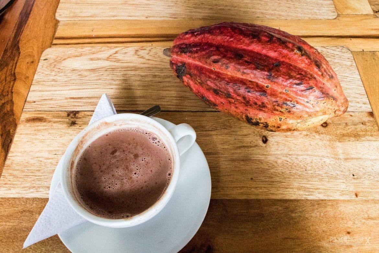 Schokolade aus Ecuador, wer könnte da nein sagen?