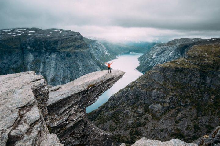 Von Berlin bis zum Nordkap – Das Beste aus 3 Wochen Camping Road Trip durch Norwegen
