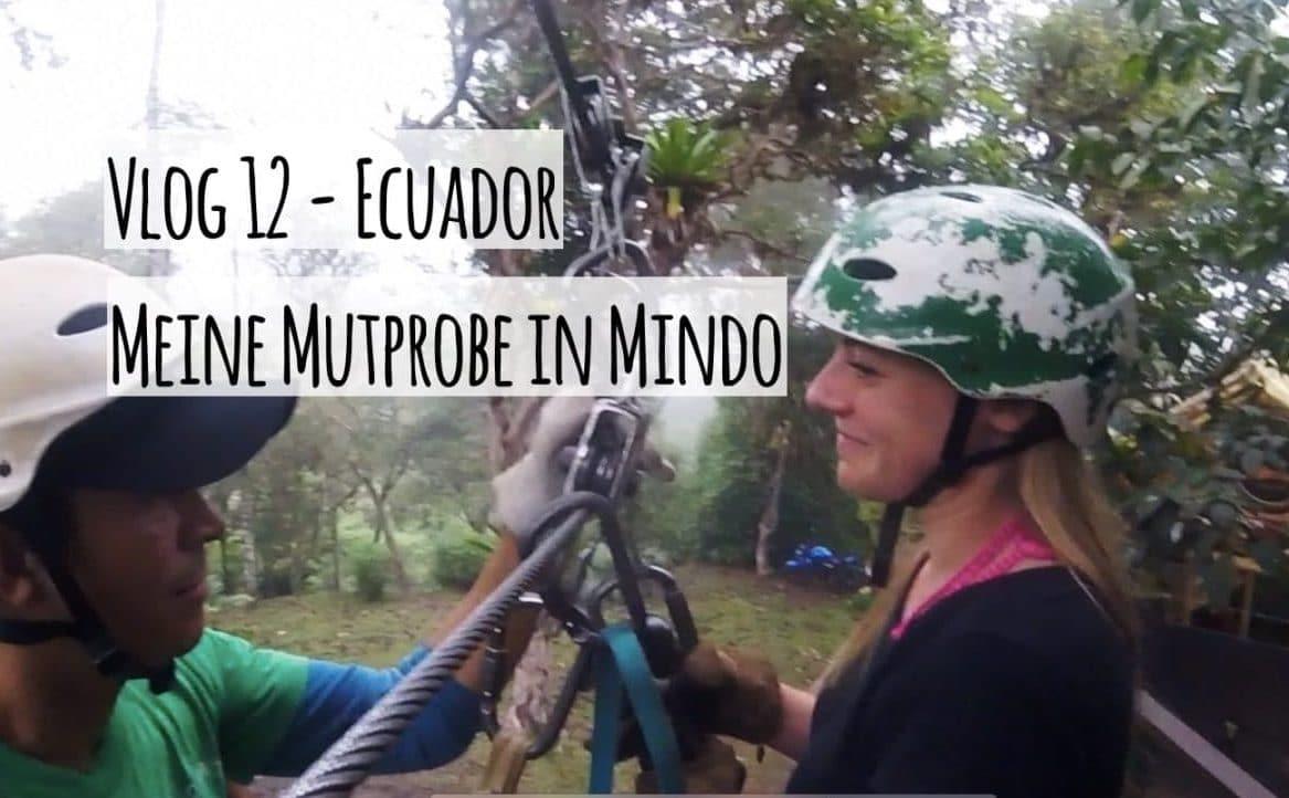 Ziplining Mindo