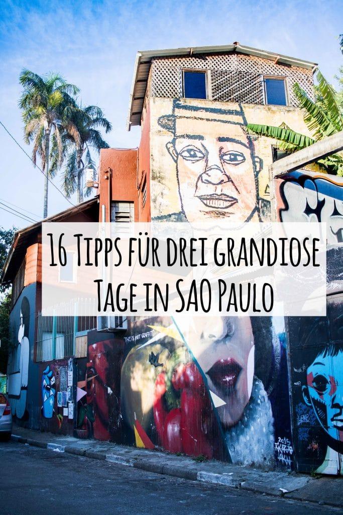 15 Tipps für drei großartige Tage in Sao Paulo (Brasilien)