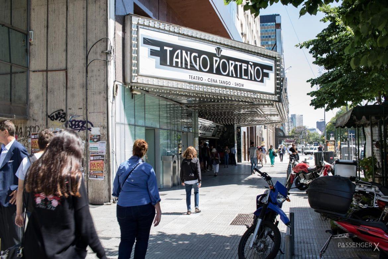 Die ultimativen Buenos Aires Insider Tipps verrät dir PASSENGER X - Tango Shows