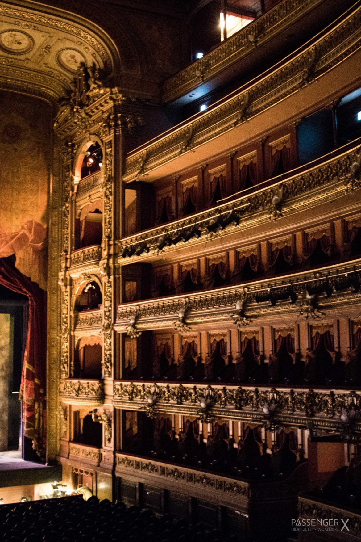 Die ultimativen Buenos Aires Insider Tipps verrät dir PASSENGER X - Teatre Colon