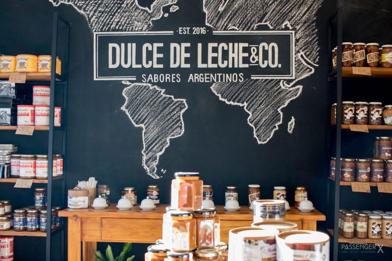 Die ultimativen Buenos Aires Insider Tipps verrät dir PASSENGER X - Souvenir Dulce de Leche