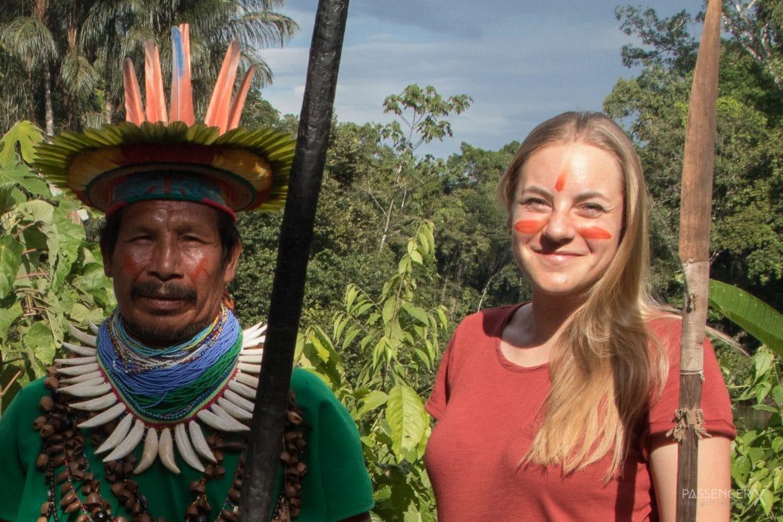 Abenteuer Regenwald - PASSENGER X verrät dir, ob sich eine Reise in den ecuadorianischen Dschungel bei Cuyabeno lohnt