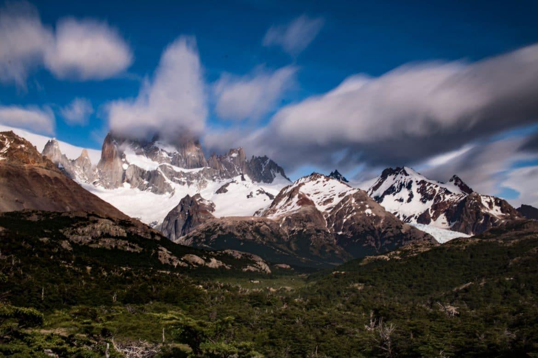 Meine schönsten Argentinien Fotos _ der Fitz Roy in El Chalten PASSENGER X