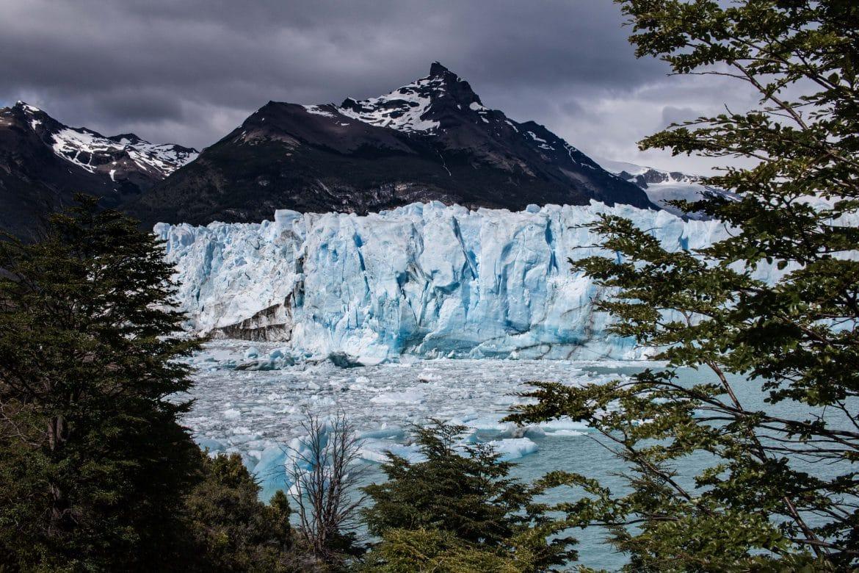 Die schönsten Fotos einer Argentinien Reise - der Gletscher Perito Moreno - Bericht und Foto von PASSENGER X