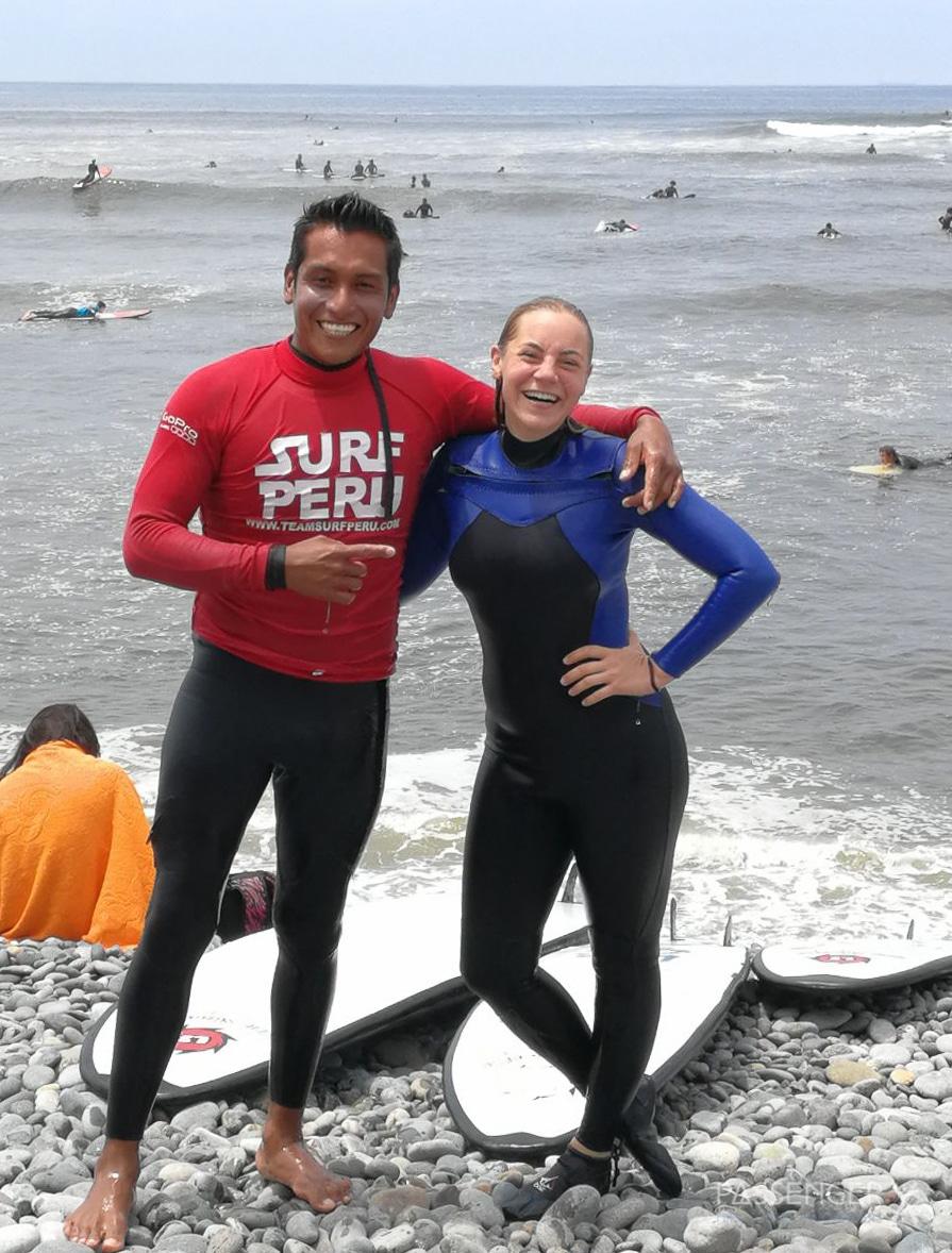 PASSENGER X verrät dir, warum Peru das richtige Land ist, um endlich surfen zu lernen.