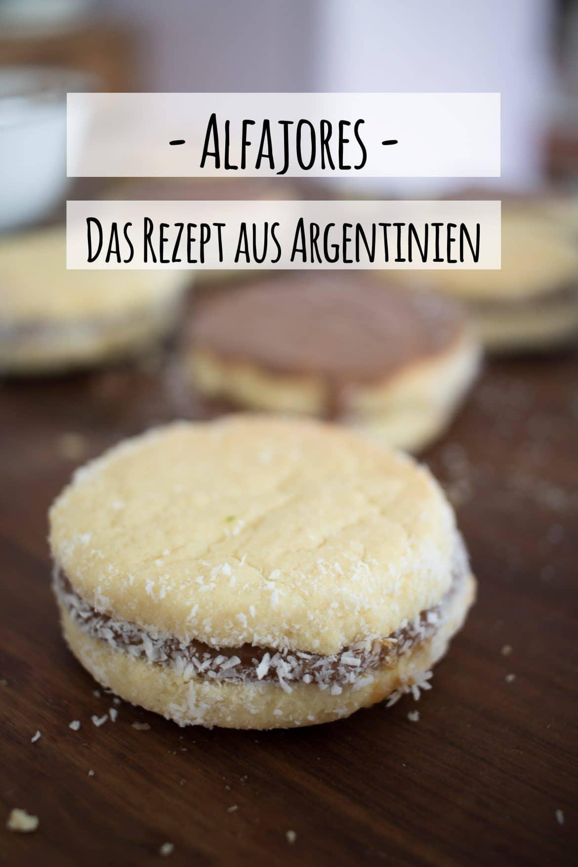 Lust auf den Geschmack Argentiniens? Mit diesem Rezept für die originalen Alfajore Maizena kannst du dich davon träumen.