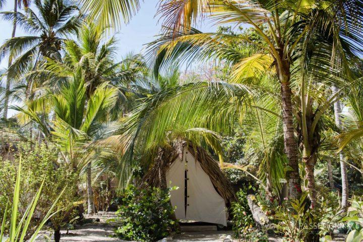 Kolumbien Geheimtipp: der coolste Strand zum Entspannen