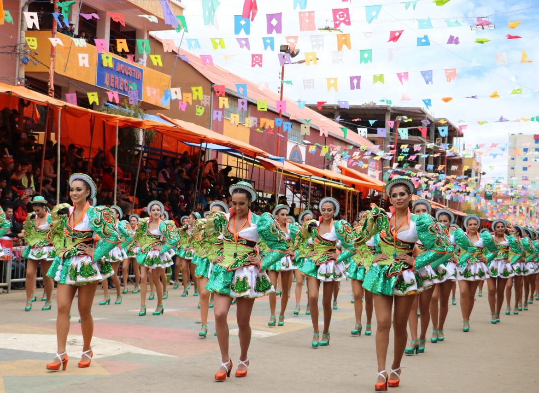 Der absolute Geheimtipp für deine Südamerika Reise: der Karneval in Oruro (Bolivien) - alle Infos und viele bunte Eindrücke findest du bei PASSENGER X