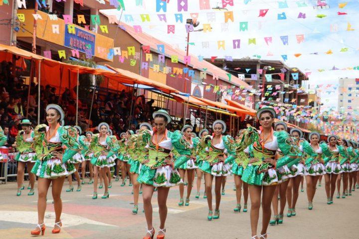 Mein Bolivien Geheimtipp: der schönste Karneval der Welt