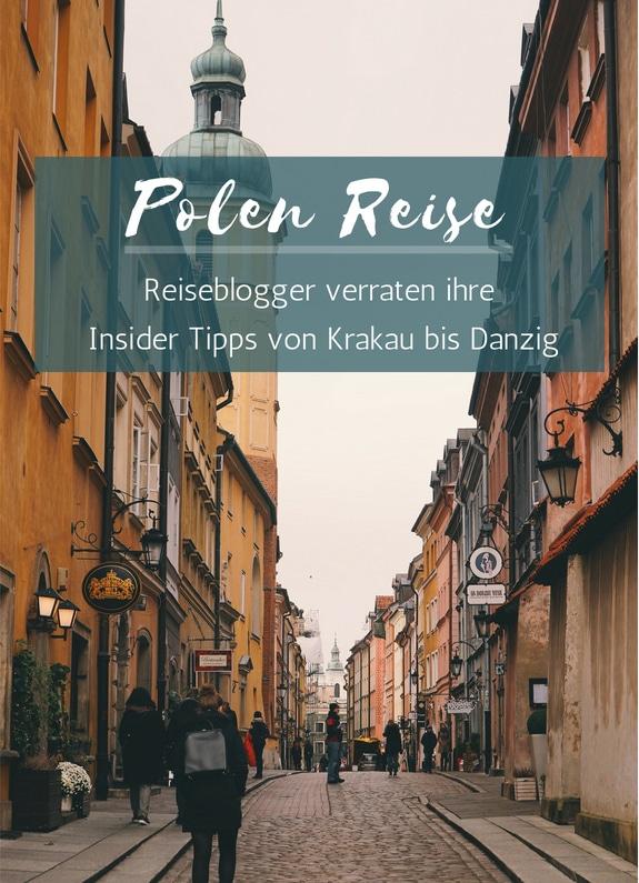 Die besten Reiseblogger Insider Tipps für deine Polen Reise