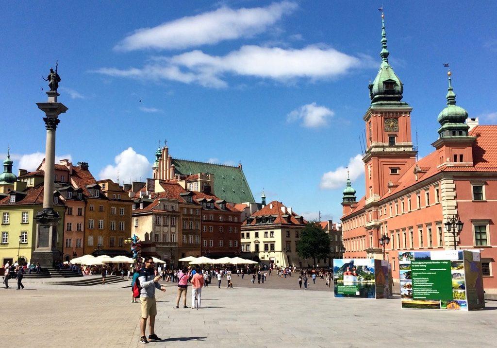 Polen Blogger Tipps - die Highlights in Warschau