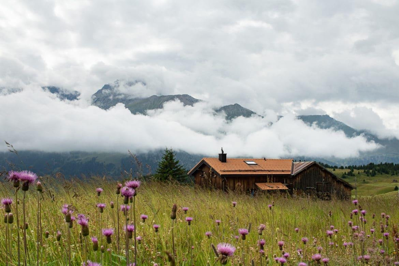 Alp Flix: Besondere Unterkünfte und Digital Detox in der Schweiz