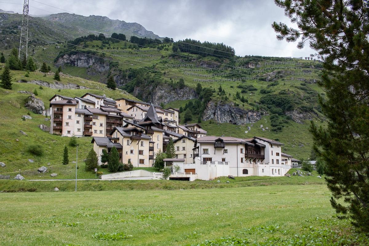 Bivio - Sommerurlaub in der Schweiz