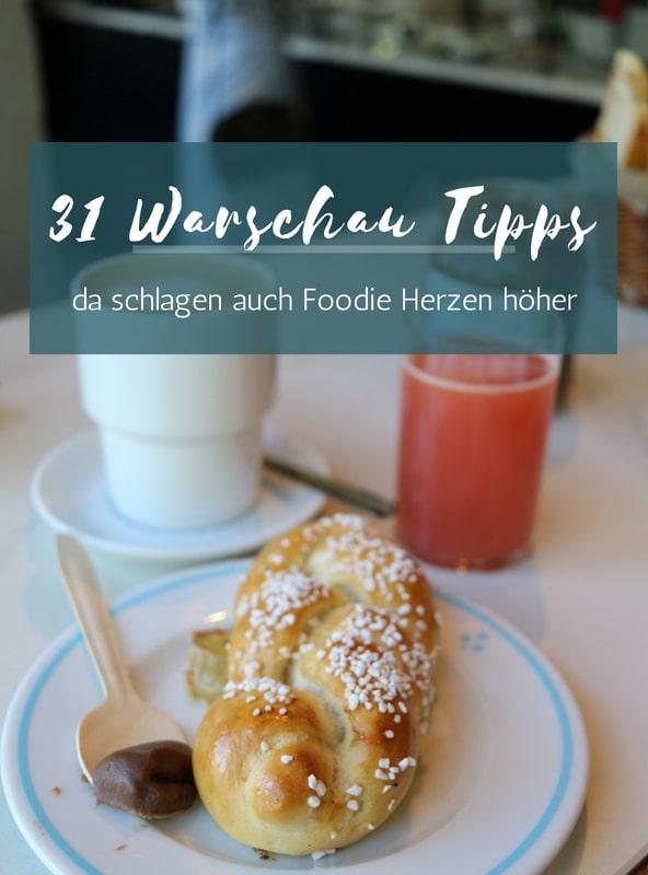 Die besten Warschau Tipps inkl. den besten Food Spots gibt es bei PASSENGER X