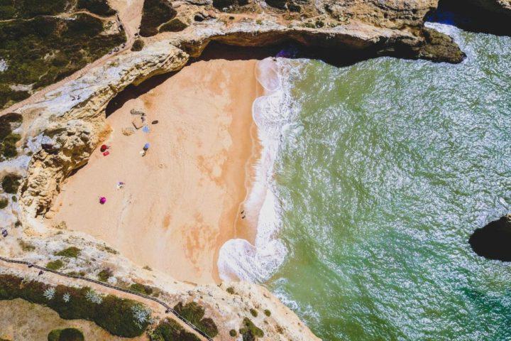 Traumurlaub: das sind die 6 schönsten Algarve Strände