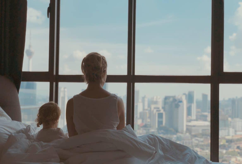 Allein reisen mit Kind ist leichter als du denkst - Eine Mama erzählt