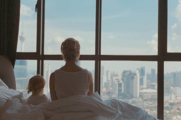 Alleine reisen mit Kleinkind – viel leichter, als du denkst