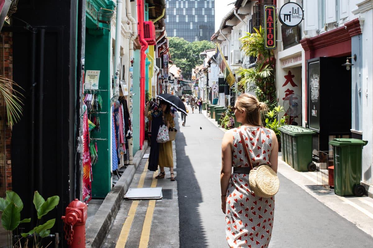 Lust auf eine Städtereise nach Singapur? PASSENGER X verrät dir 14 coole Singapur Tipps.