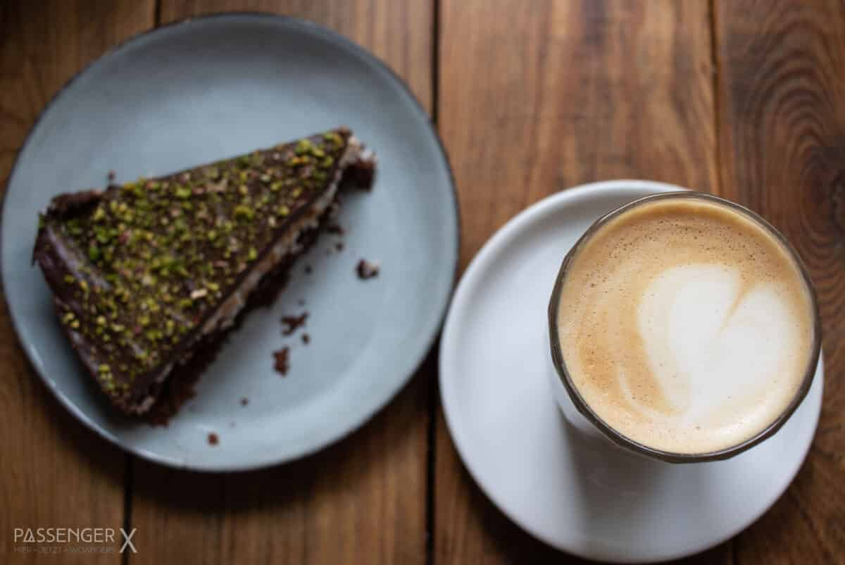 Meine Lieblingsrösterei in Berlin: Kaffeekirsche