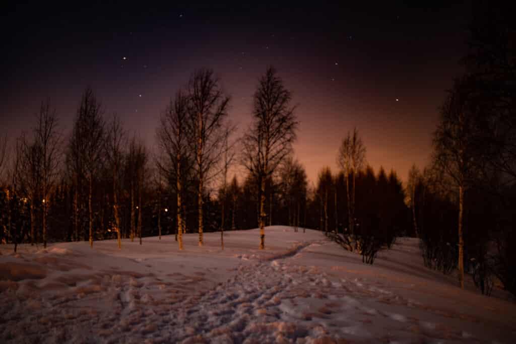 Wie, wo und wann - PASSENGER X verrät dir, was du über's Nordlichter Spotten im finnischen Lappland wissen musst.