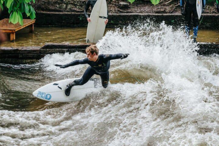 7 Coole Outdoor Aktivitäten in und um München (**Werbung)