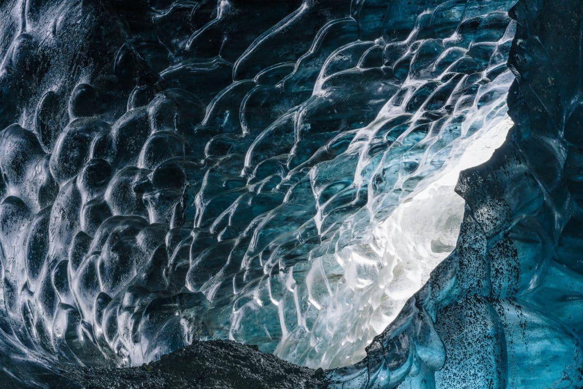 ice Cave Eishöhle Island - Foto adam-jang