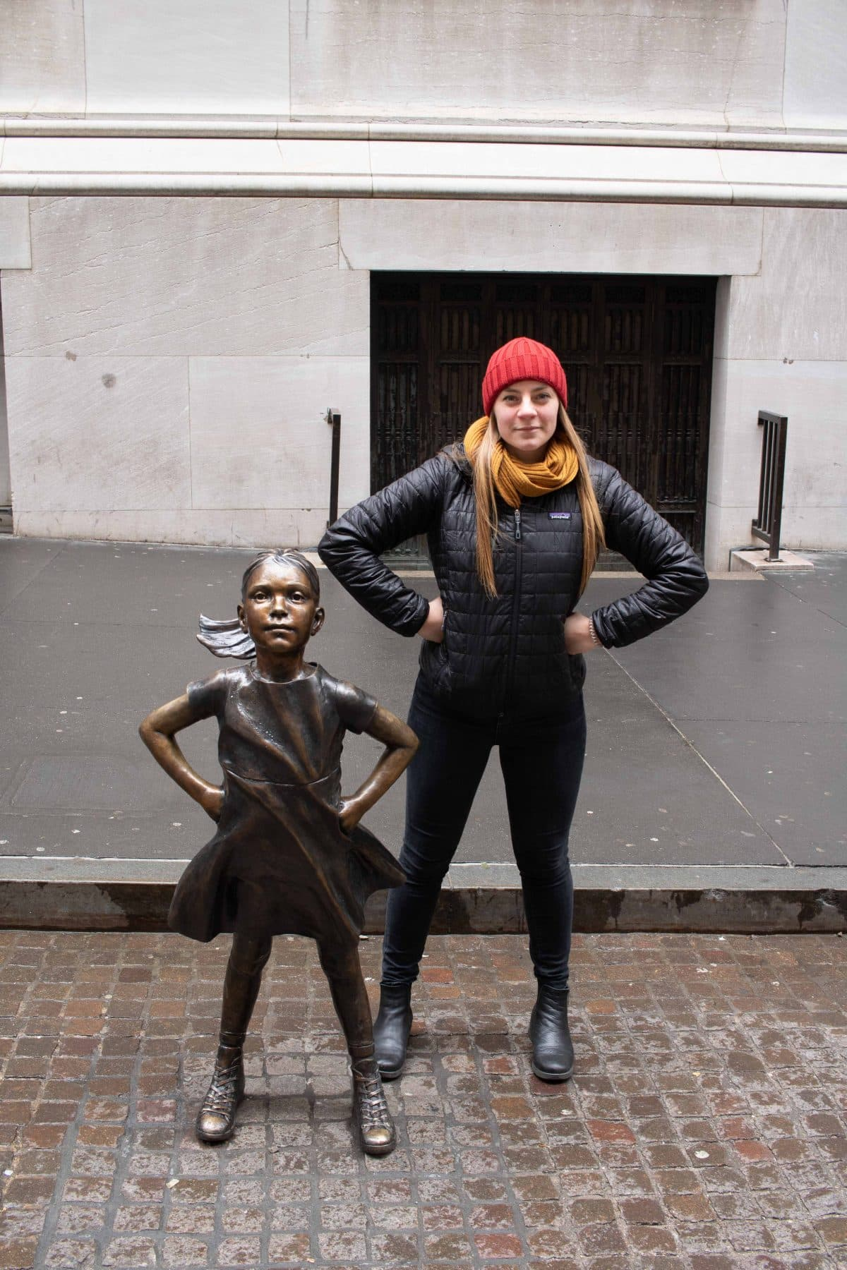 5 Tage New York Insider Tipp: The Fearless Girl