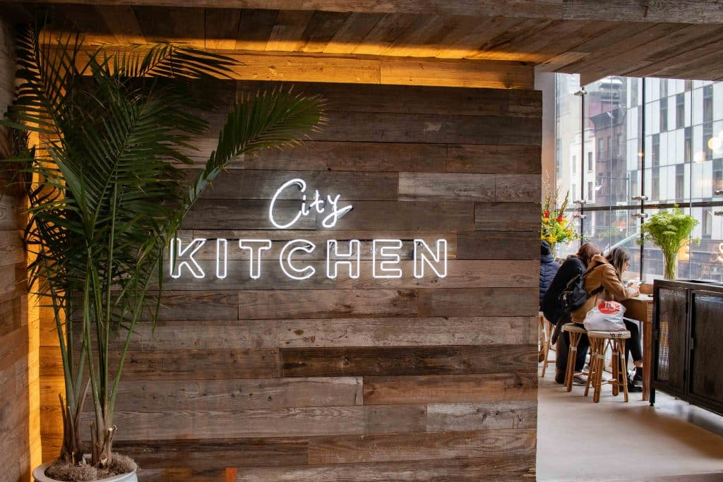 5 Tage New York Insider Tipp: Streetfoodmärkte - The City Kitchen