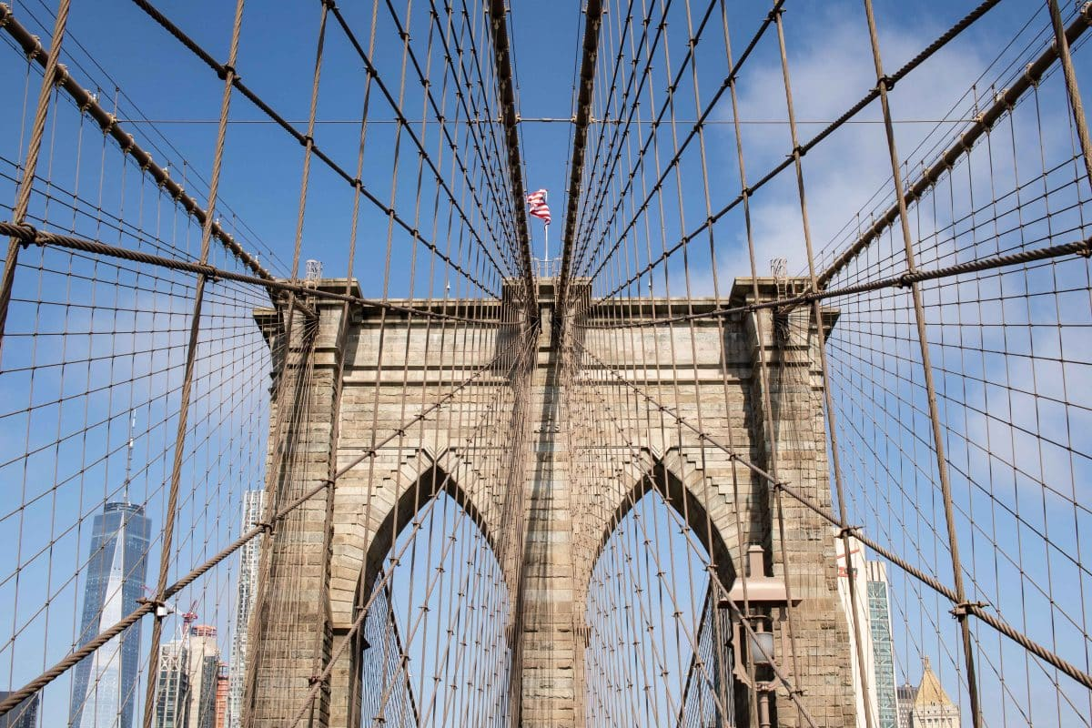 5 Tage New York Insider Tipp: Brooklyn Bridge