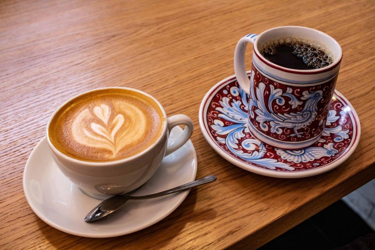 5 Tage New York Insider Tipp: Kaffee bei la Colombe Coffee Roasters