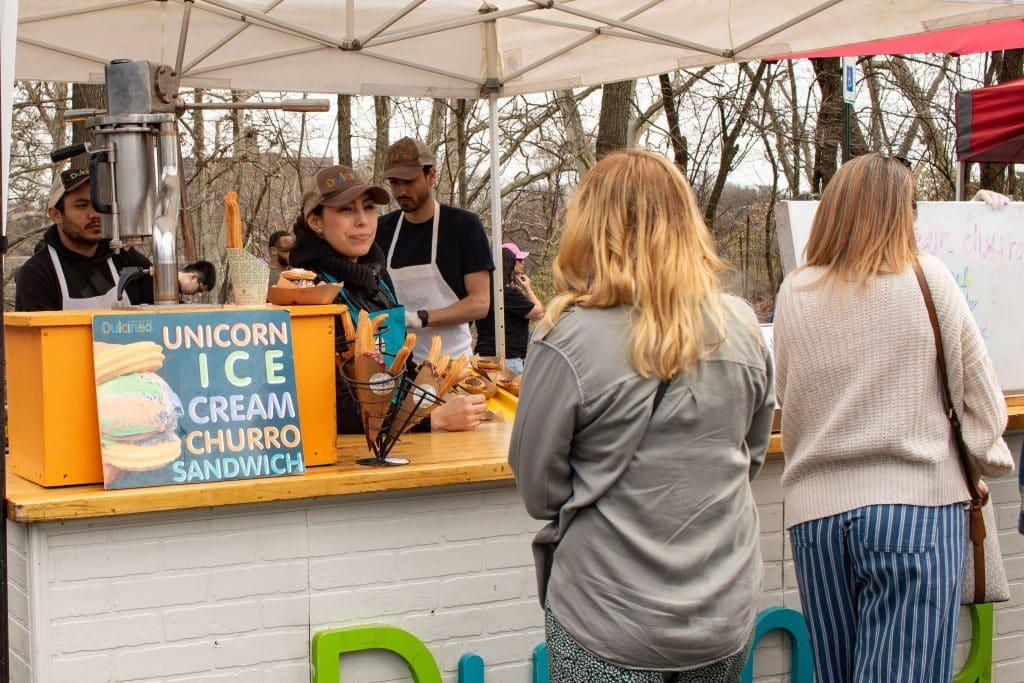 5 Tage New York Insider Tipp: Streetfoodmärkte - Smorgasburg
