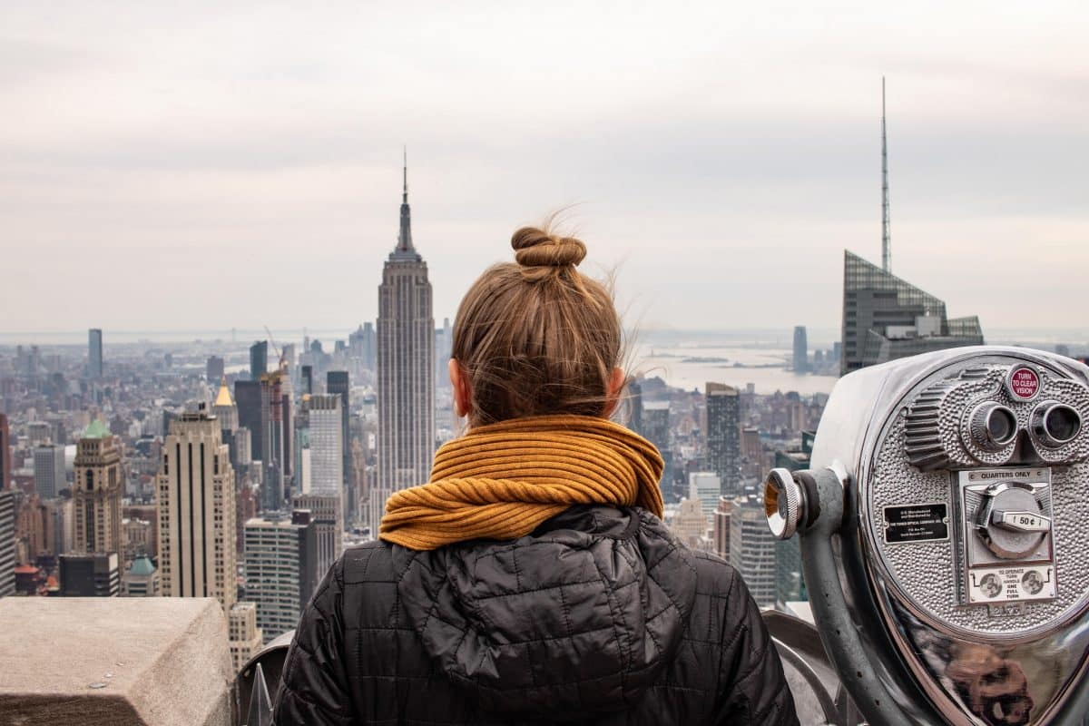 5 Tage New York Insider Tipp: Aussichtsplattform Top Of The Rock