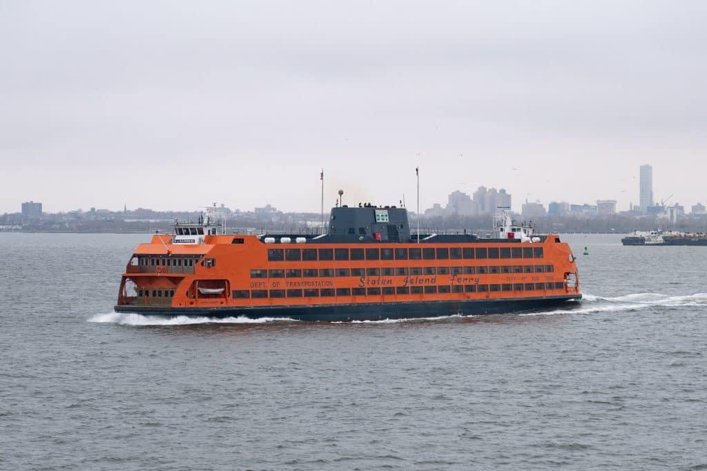 5 Tage New York Insider Tipp: Staten Island Ferry und Freiheitsstatue