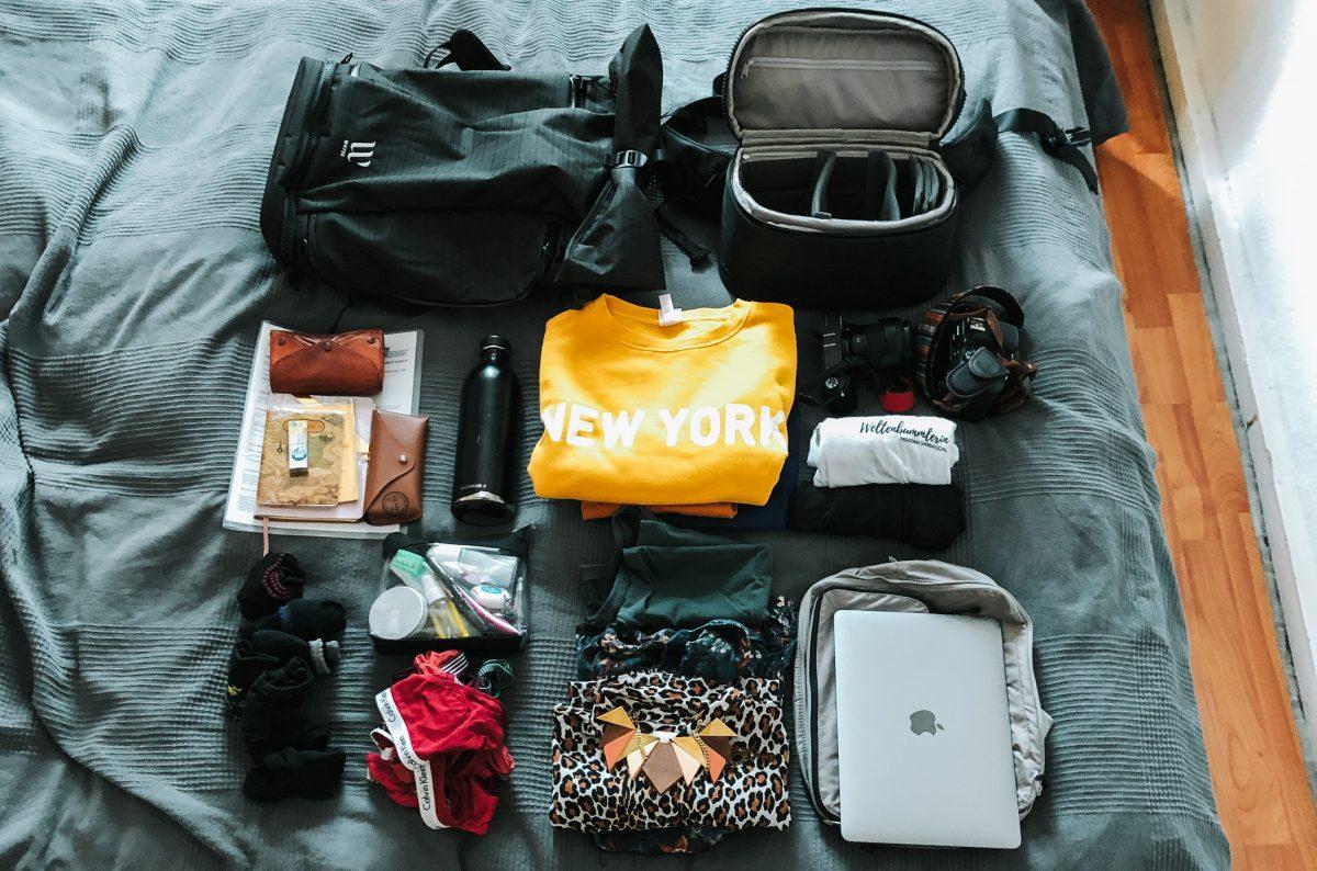 Packliste für New York