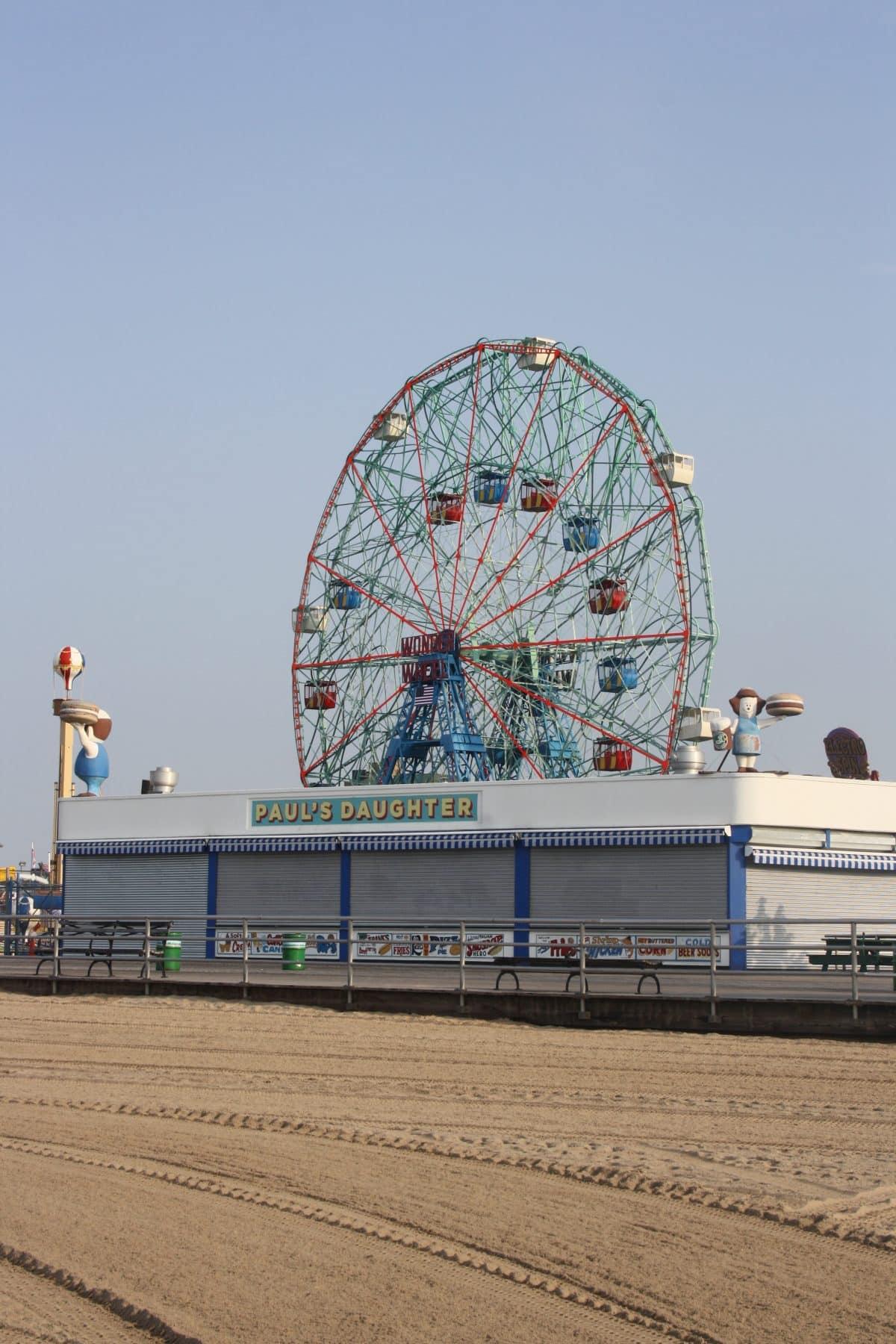5 Tage New York Insider Tipps: Coney Island