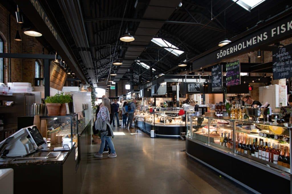 15 Malmö Insider Tipps: Die Markthalle für Foodies - Saluhall