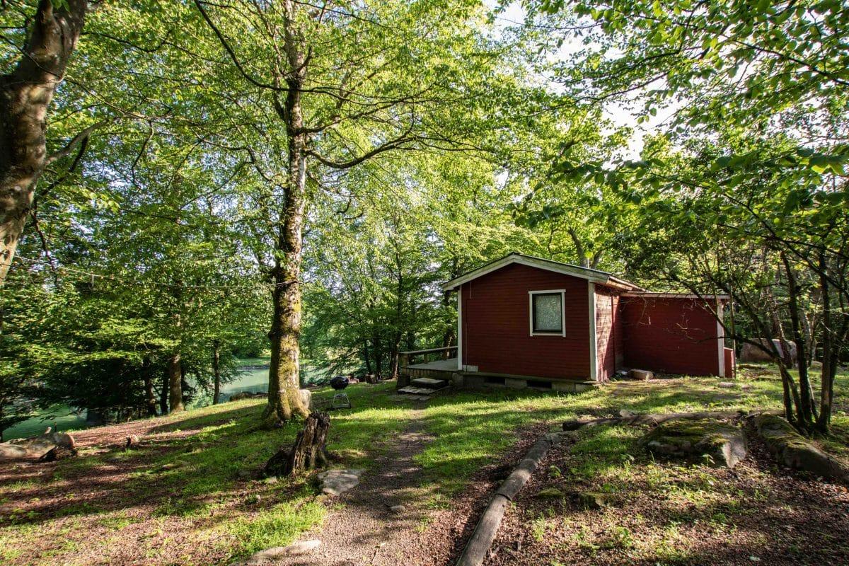 15 Malmö Insider Tipps: schwedisches Ferienhaus mit Llamas im Garten