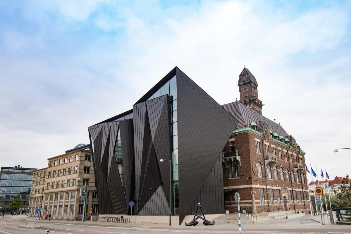 15 Malmö Insider Tipps: beeindruckende Architektur, wo immer du auch hinschaust