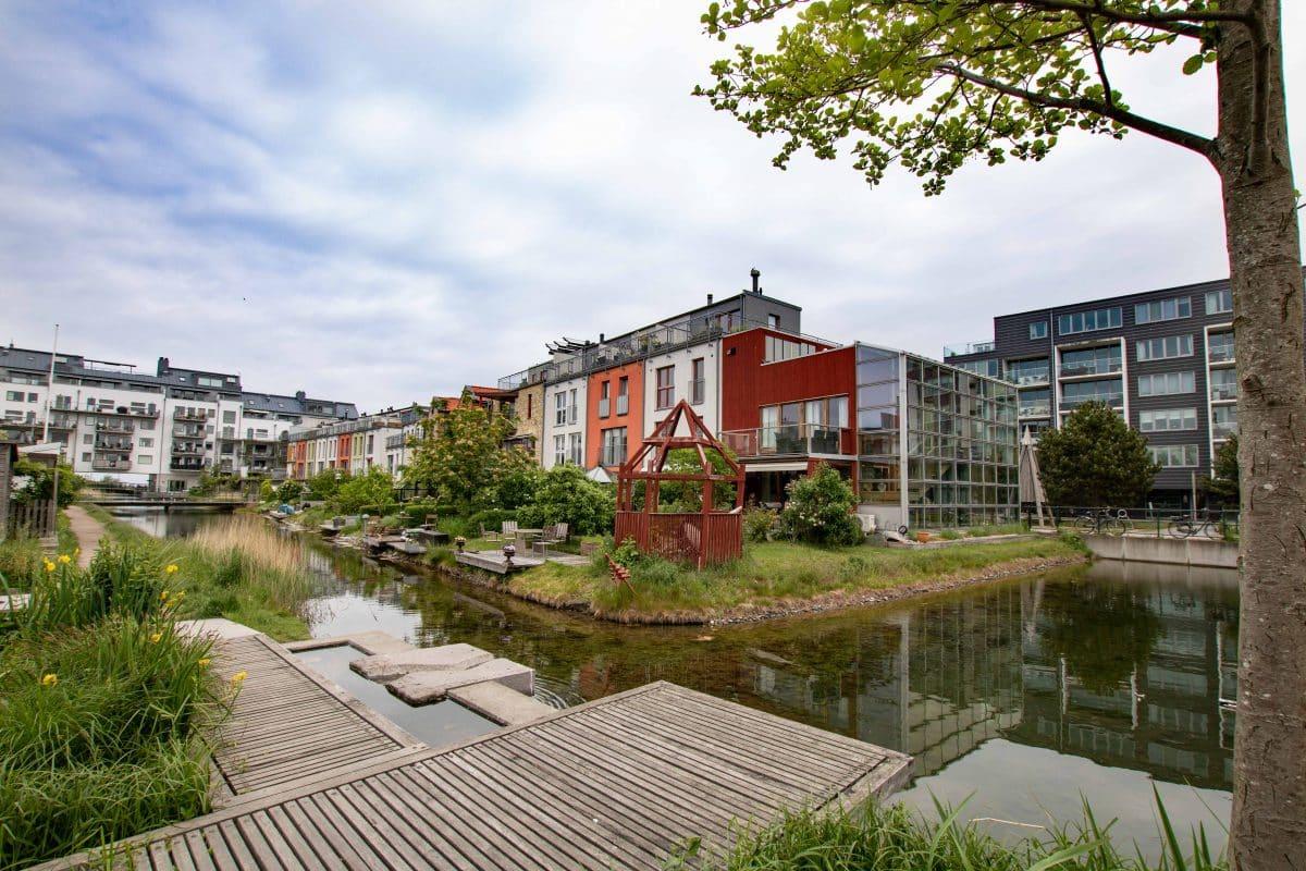 15 Malmö Insider Tipps: der modernste Stadteil Västra Hammen