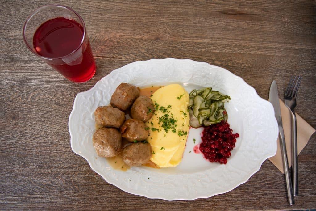 37 Insider Tipps für Stockholm von PASSENGER X - die besten Köttbullar bei Meatball for the people