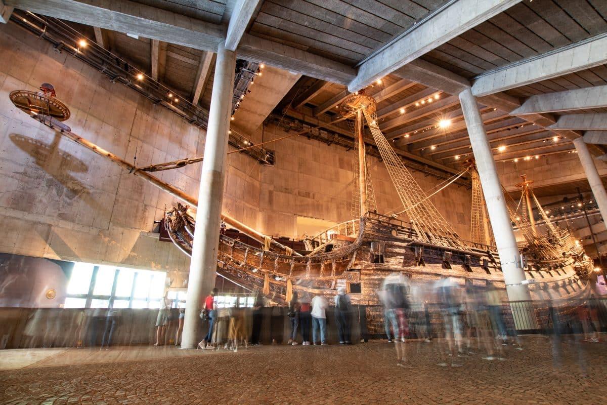 37 Insider Tipps für Stockholm von PASSENGER X - Vasa Museum