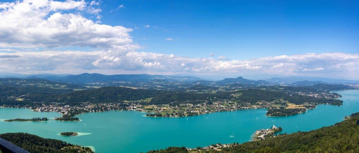 7 Kärnten Tipps für unvergessliche Tage in der wunderschönen Region Österreichs Slow Food Österreich | Wörthersee | Yoga Kärnten | Baumzelt Österreich